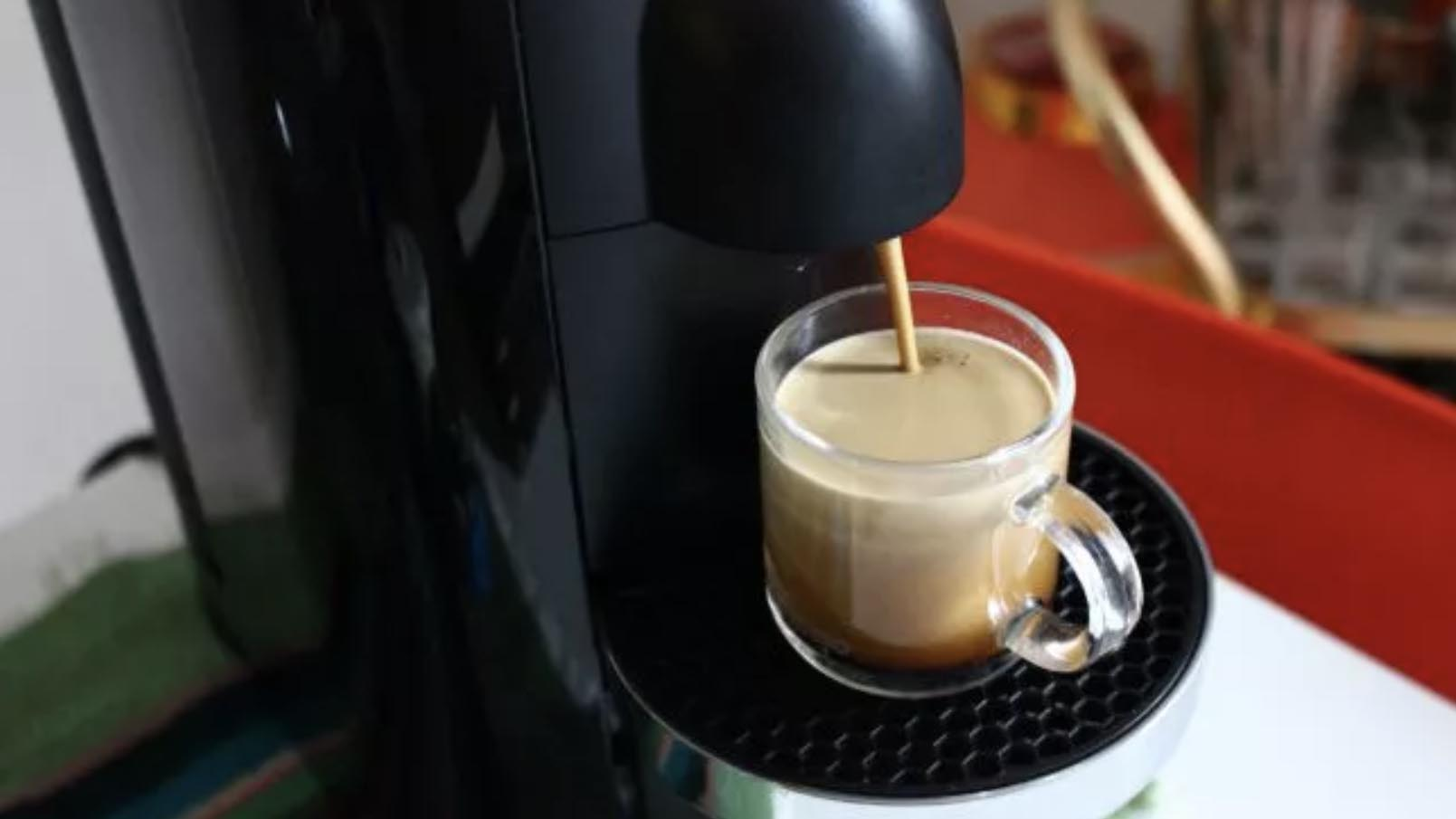 Perfecte koffiemachine
